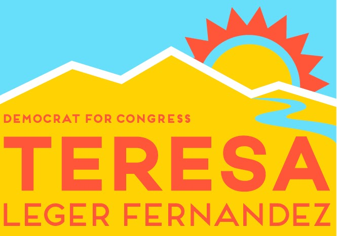 Teresa Leger Fernandez - Candidate for Congressional District 3 - Campaign Event @ El Bruno's | Cuba | New Mexico | United States