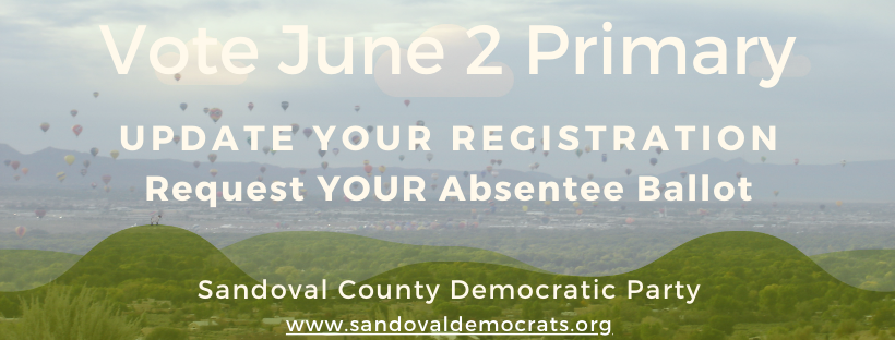 Registration Deadline for Primary - May 5