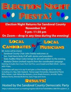 Election Night Fiesta!