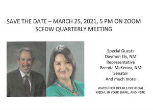 SCFDW Quarterly Meeting